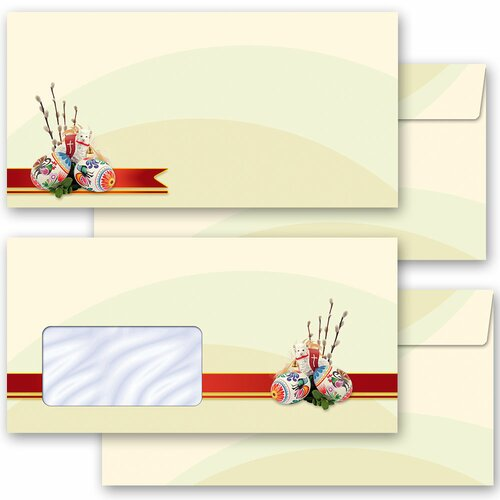 Motif envelopes! EASTER LAMB