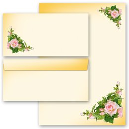 Briefpapier-Sets ROSA ROSEN