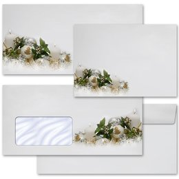 Motif envelopes! HAPPY HOLIDAYS - EN