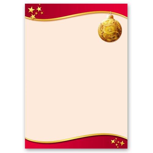 buy stationery paper online christmas spirit red paper media