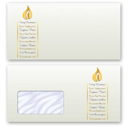 High-quality envelopes! CHRISTMAS WISHES