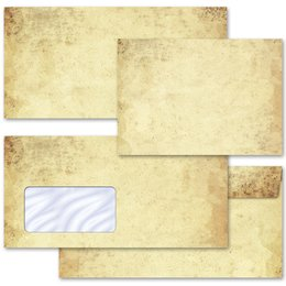 Motif envelopes! OLD PAPER