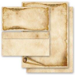 Set DL ohne Fenster Motiv-Briefpapier-Set WEIHNACHTSZAUBER 20-tlg