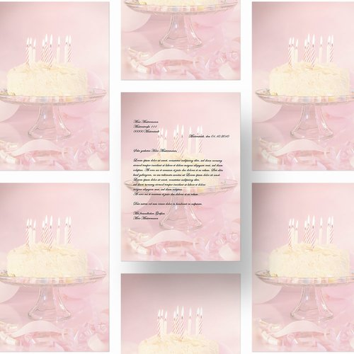 Astonishing Invitation Stationery Paper Special Occasions Food Drinks Birt Personalised Birthday Cards Paralily Jamesorg