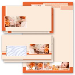 Motif Letter Paper-Sets RELAXATION