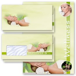 Briefpapier-Sets WELLNESS & BEAUTY