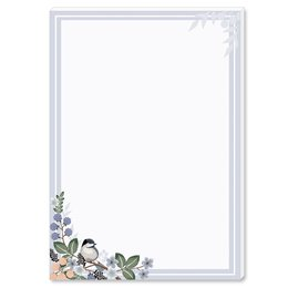 Notepads SPRING BRANCHES | DIN A6 Format |  20 Blocks