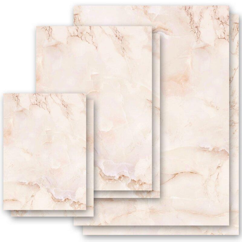 Briefpapier VINTAGE DIN A6 Format 100 Blatt