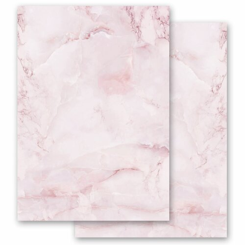 Motif Letter Paper! MARBLE MAGENTA Marble paper