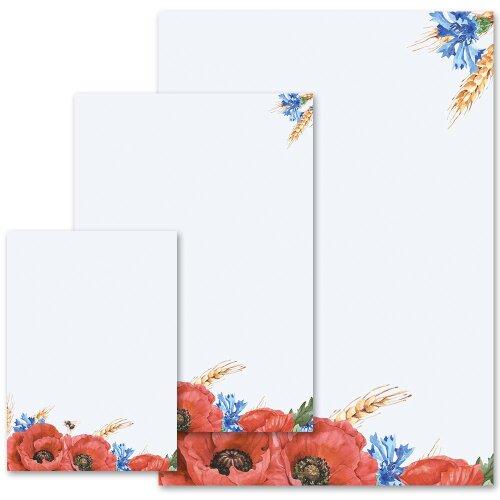 Motif Letter Paper! FIELD FLOWERS