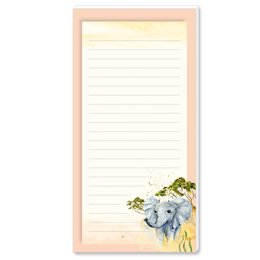 Notepads ELEPHANT | DIN LONG Format