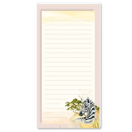 Notepads ZEBRA | DIN LONG Format
